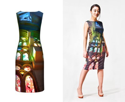 Design your own dress at Constrvct