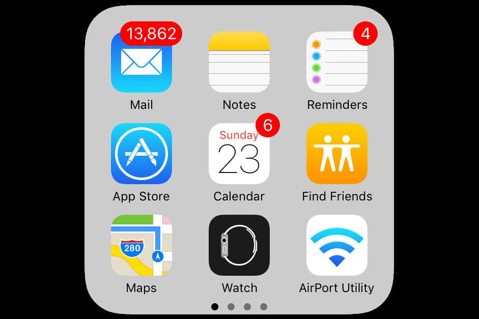 Inbox zero vs inbox infinity