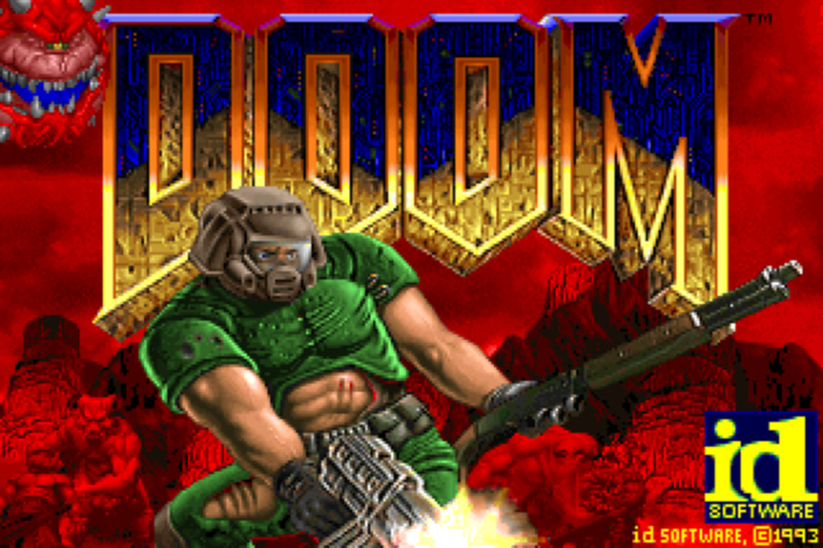 Retro gaming: DOOM (1993)