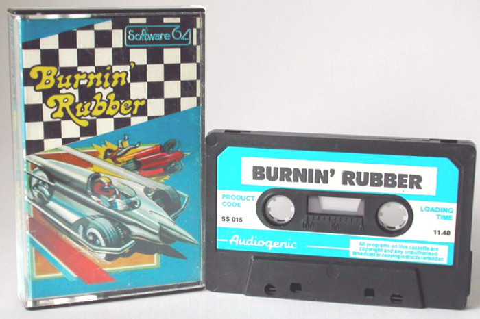 Retro gaming: Burnin' Rubber