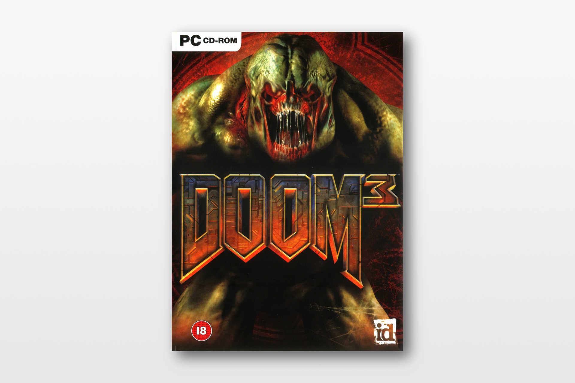 Retro gaming: Doom 3