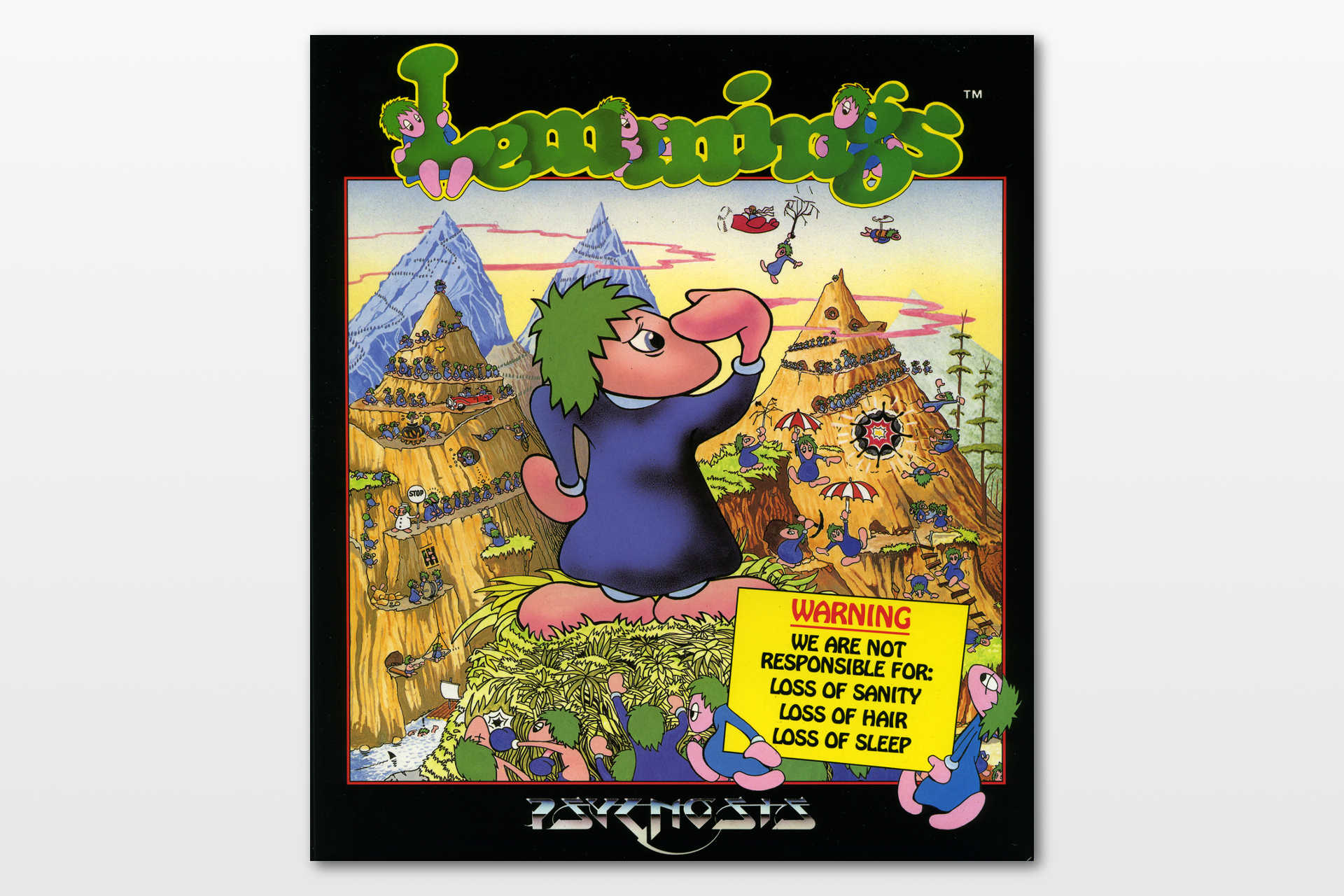Retro gaming: Lemmings