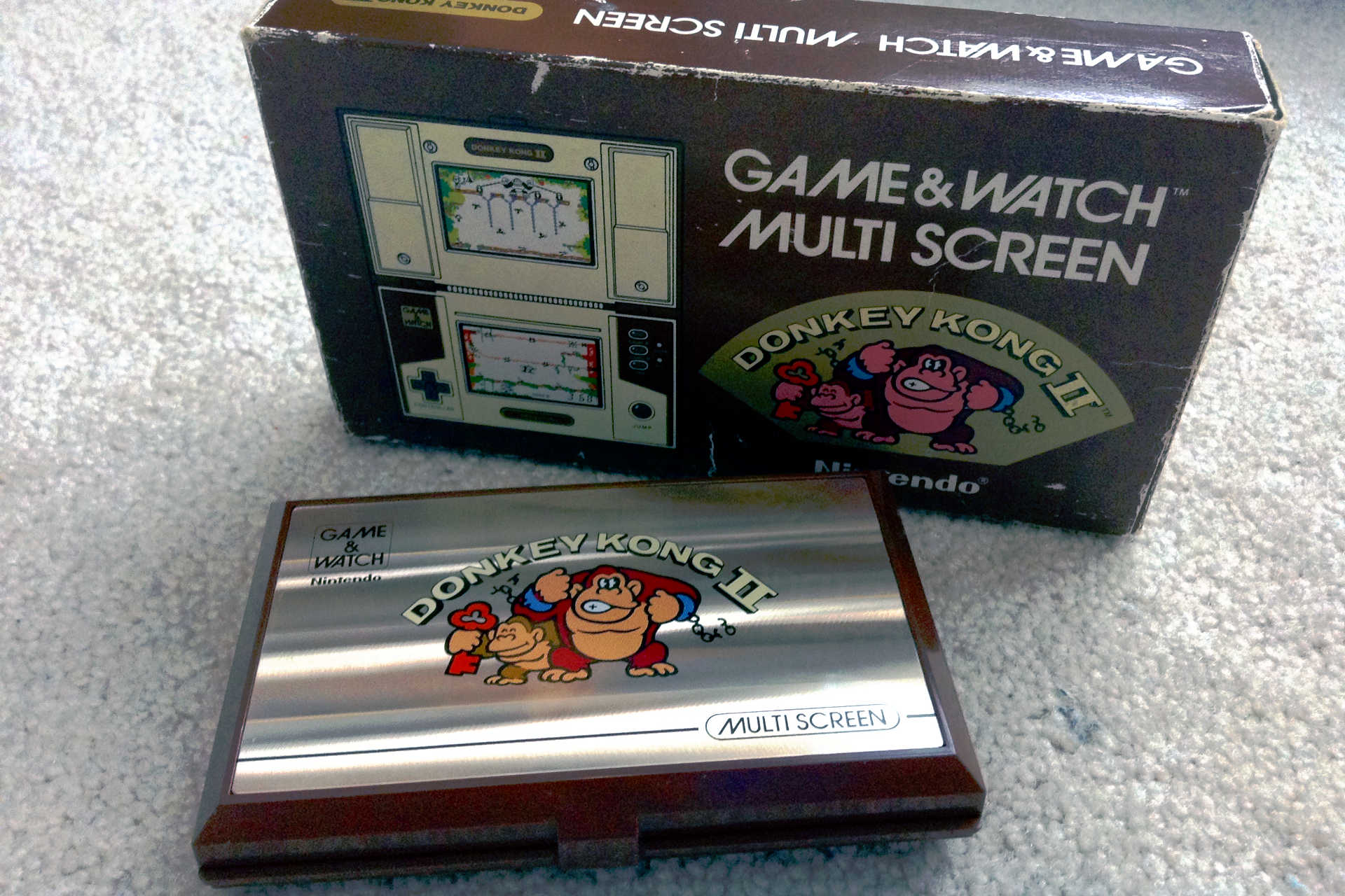 Retro gaming: Donkey Kong
