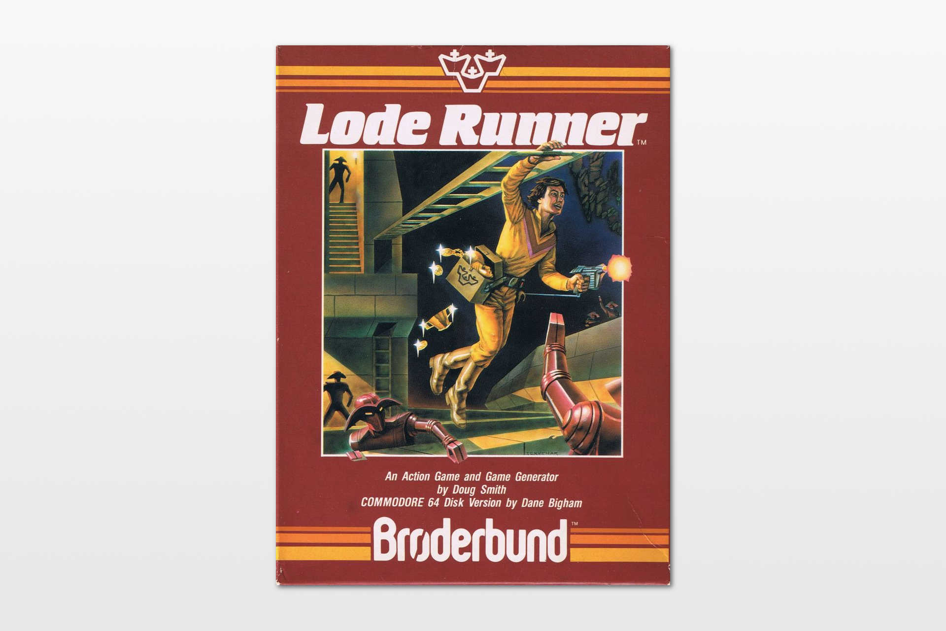 Retro gaming: Lode Runner